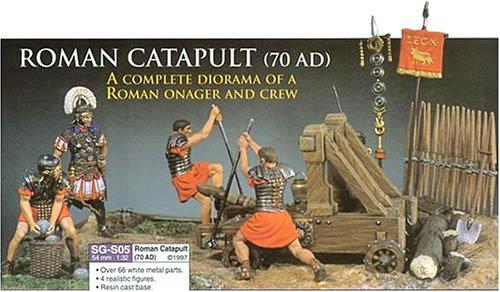 アンドレアミニチュアズ SG-S5 The Roman Catapult
