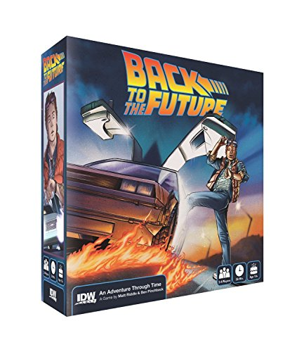 Back to The Future Adventure Through Time Game [並行輸入品]