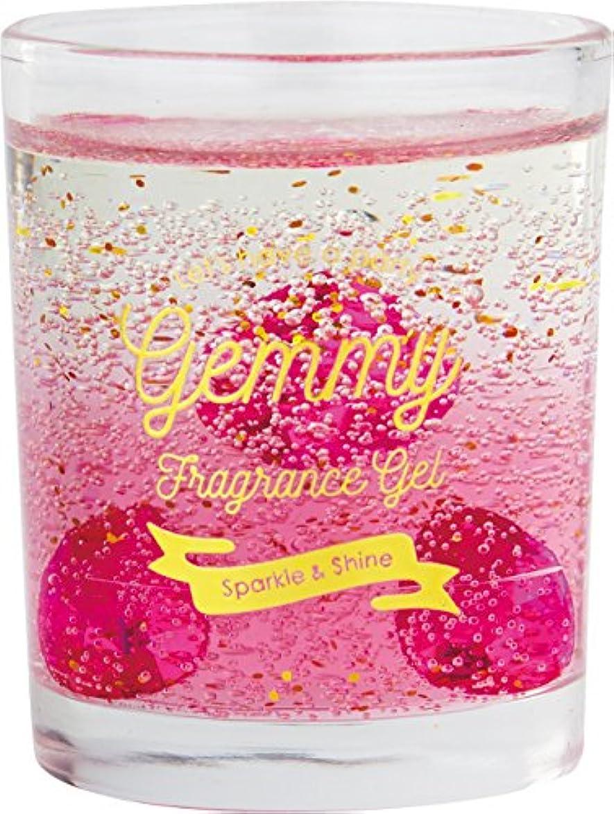 六月集計一般カメヤマキャンドルハウス GEMMYフレグランスジェル ピオニーの香り