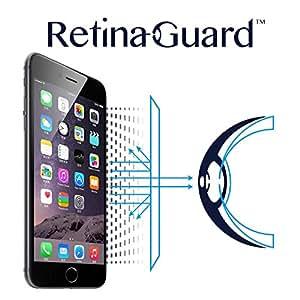 RetinaGuard iPhone6Plus/6sPlus ブルーライト90%カット保護フィルム