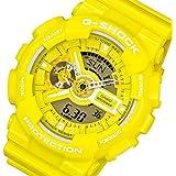 CASIO カシオ G-SHOCK Gショック メンズ 腕時計 カジュアル GA-110BC-9A 黄色 イエロー 【逆輸入品】