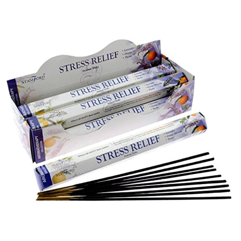 民主党ビルマ差し迫ったStamford Incense Sticks ( Stress Relief – 20 Sticks )