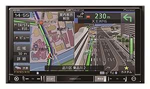 カロッツェリア(パイオニア)  楽ナビ 7型 カーナビ AVIC-RZ06-2 フルセグ/DVD/CD/SD/Bluetoothオーディオ