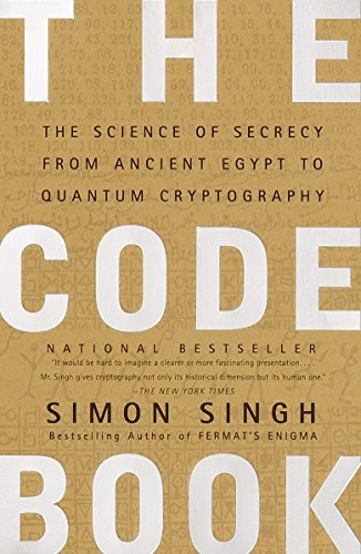 The Code Book: The Science of Secrecy from Ancient Egypt to Quantum Cryptographyの詳細を見る