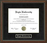 Regis大学卒業証書フレーム co-regis-91-burl
