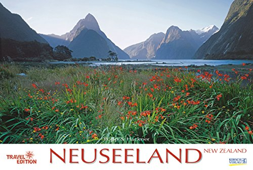 Neuseeland 2017. PhotoArt Panorama Travel Edition