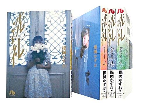 洗礼 コミック 文庫版 全4巻完結セット (小学館文庫)