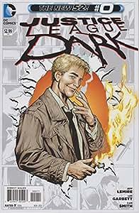 アメコミリーフ『ジャスティス・リーグ・ダーク (Justice League Dark)』#0