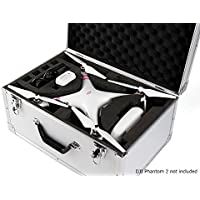 Aluminum Locking Case for DJI Phantom/Phantom 2 by HobbyKing [並行輸入品]