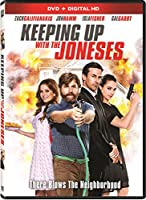 Keeping Up With the Joneses / [DVD] [Import]