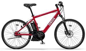 YAMAHA(ヤマハ) PAS Brace XL 電動自転車 26インチ 2015年モデル [新ドライブユニット、12.8Ahリチウムイオン電池、液晶マルチファンクションメーター] アビスレッド PA26B