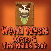 著作権フリー 音楽CD サウンドアイデア ワールドミュージック・アフリカ・ミドルイースト