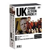 UK発 クライムアクションパック 『レイヤー・ケーキ』『スナッチ』『ロック、ストック&トゥー・スモーキング・バレルズ』(初回限定生産) [DVD]
