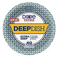 Dixie 超深皿紙皿 40枚入り