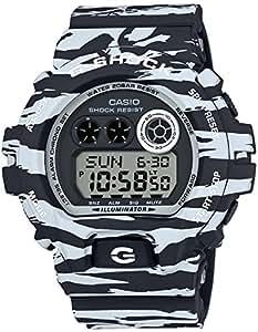 [カシオ]CASIO 腕時計 G-SHOCK White and Black Series GD-X6900BW-1JF メンズ