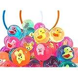 27mm アニマル スーパーボール (100個入り)すくい 景品 玩具 おもちゃ 縁日 お祭り イベント おまけ 子供会