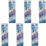 奄美黒糖焼酎 れんと 25度 1800ml(1.8L)  紙パック 6本セット