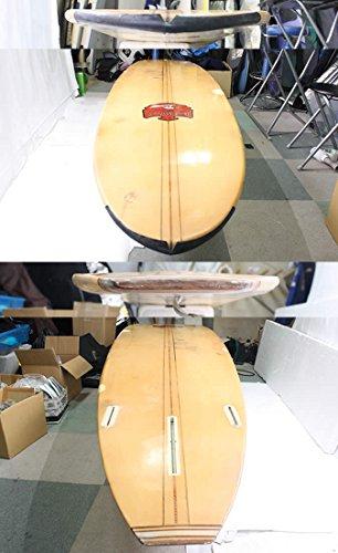 """9'3"""" ビンテージロングボード ROBERT AUGUST [クリア] WATER MARK / Paul Strauch ロングボード ロバートオーガストクラシックタイプLONG"""
