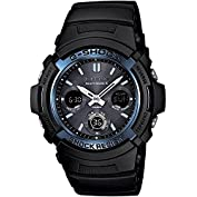 [カシオ] CASIO 腕時計【G-SHOCK】デジアナ 電波ソーラー AWG-M100A-1A [...