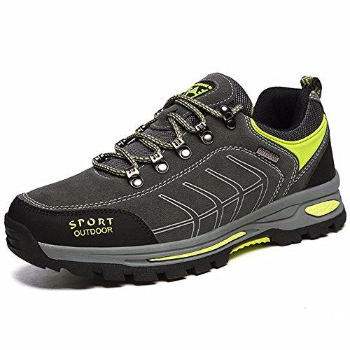 [해외]아웃 도어 신발 남성 防透 습도 등산화 등산화 등산 미끄럼 방지/Outdoor shoes Men`s moisture permeable moisture trekking shoes mountaineering shoes hiking slide-proof