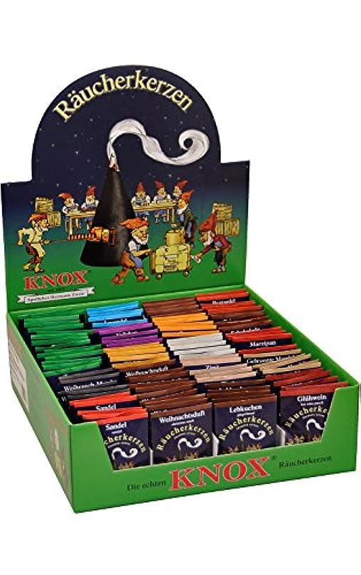 海里餌検出Knox Incense Assorted Packs Set Of 100 Pieces 14.75