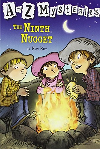 A to Z Mysteries: The Ninth Nuggetの詳細を見る