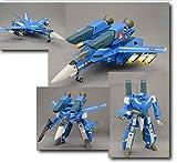 1/48 超時空要塞マクロス VF-1J 完全変形版 スーパーバルキリー マックス機 画像