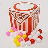 抽選用カラーボール30個付き抽選箱 3145