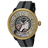 [Tendence] 腕時計 ジャパンアイコニックアルテック TY143103 ブラック
