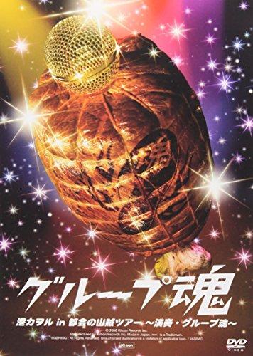 港カヲル in 都会の山賊ツアー~演奏・グループ魂~ [DVD]の詳細を見る