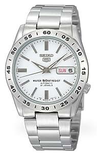 [セイコー]SEIKO 腕時計 SEIKO 5(セイコー ファイブ) オートマチック デイデイト 逆輸入 海外モデル 日本製 SNKD97JC メンズ 【逆輸入品】