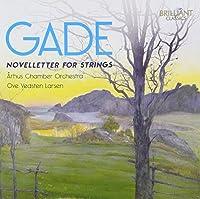 Gade: Novelletter for Strings (2011-06-28)