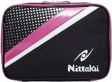 ニッタク(Nittaku) 卓球 ラケット ポルカケース NK7208 ピンク(21)