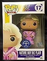 Funko - Figurine - WWE - Nature Boy Ric Flair Pop 10cm - 0849803054847