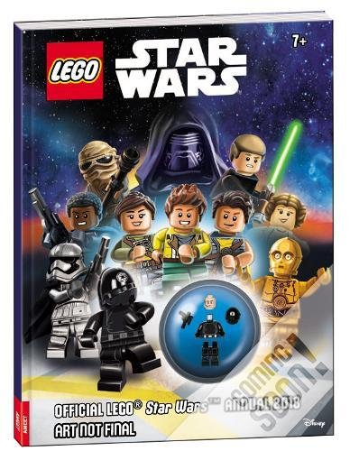 The LEGO Star Wars Official Annual 2018 (Egmont Annuals)