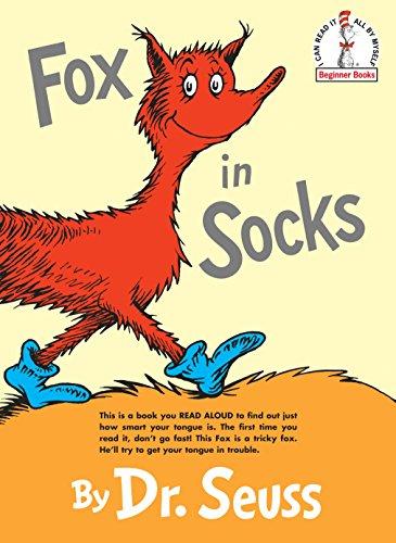 Fox in Socks (Beginner Books(R))の詳細を見る