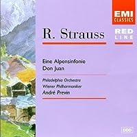 Strauss R.: Eine Alpensinfonie - Don Jua