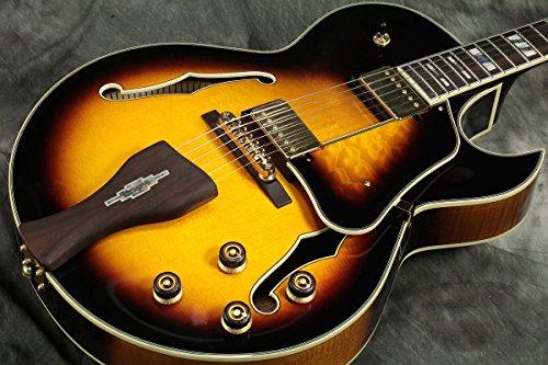 【アウトレット】Ibanez / LGB30 Vintage Yellow Sunburst George Benson シグネチャーモデル