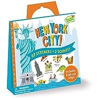 ステッカーバッグ ニューヨークシティ