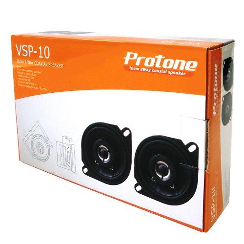プロトーン VSP-10 10cm 2-WAY COAXIAL SPEAKER
