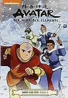 Avatar: Der Herr der Elemente Comicband 16: Nord und Sued - Band 3