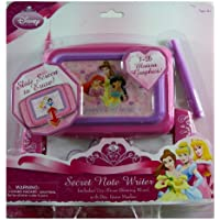 Disney Princess Slider Screen art board - secrete note writer dry-erase drawing board
