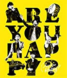 ARASHI LIVE TOUR 2016-2017 Are You Happy?(通常盤) [Blu-ray](DVD全般)