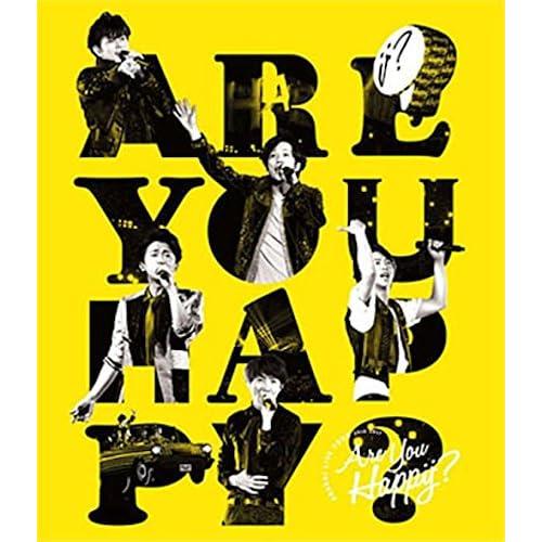 ARASHI LIVE TOUR 2016-2017 Are You Happy?(通常盤) [Blu-ray]