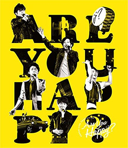 ARASHI LIVE TOUR 2016-2017 Are You Happy?(通常盤) [Blu-ray]の詳細を見る
