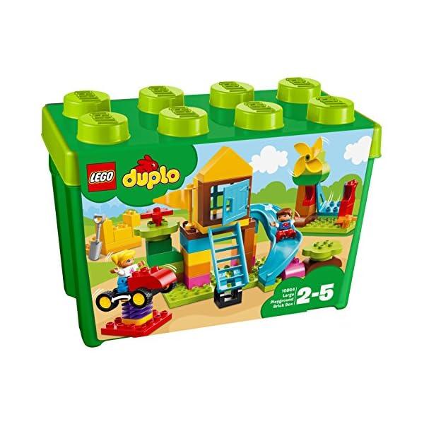 レゴ(LEGO) デュプロ みどりのコンテナス...の紹介画像8