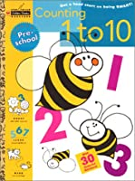 Counting 1 to 10 (Preschool) (Step Ahead)