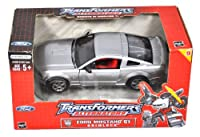 Transformers Year 2004 Alternators Series 7 Inch Tall Robot Action Figure - GRIMLOCK with Sword (Vehicle Mode - 1:24