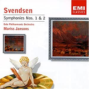 Symphony Nos 1 & 2