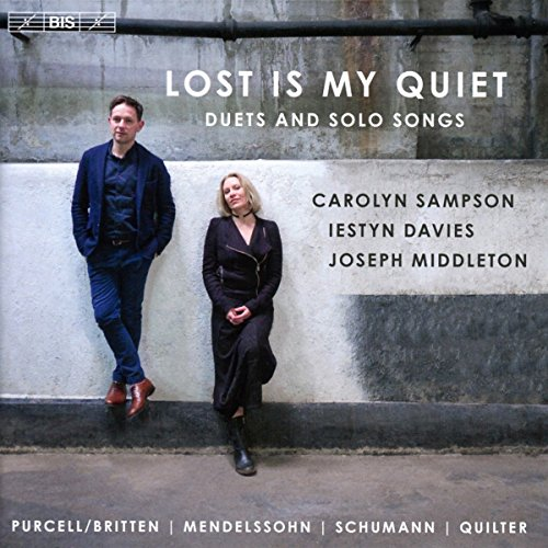 Various: Lost Is My Quiet